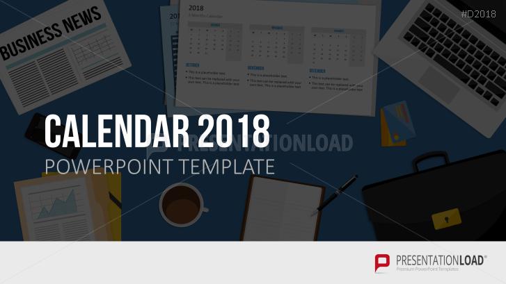 PresentationLoad | Calendar 2018