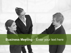 Business Meeting _https://www.presentationload.de/geschaeftliches-meeting.html