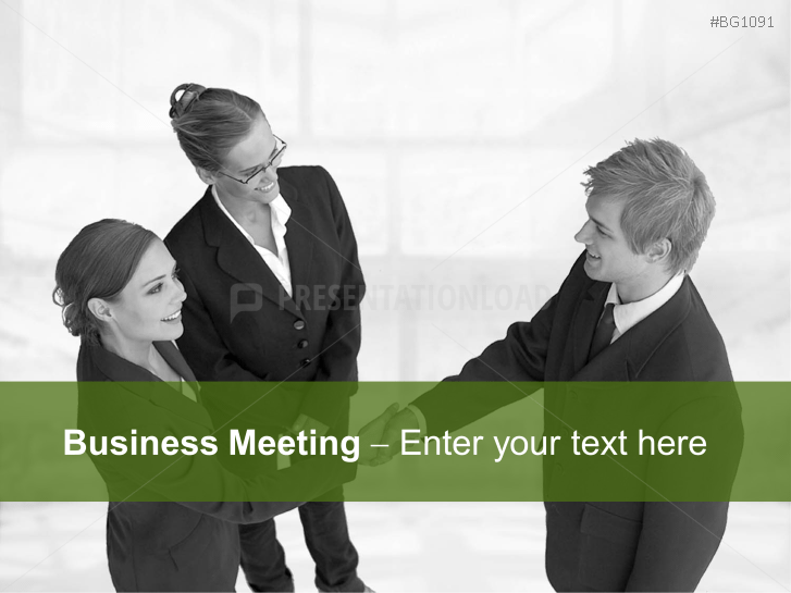 Business Meeting _http://www.presentationload.de/geschaeftliches-meeting.html