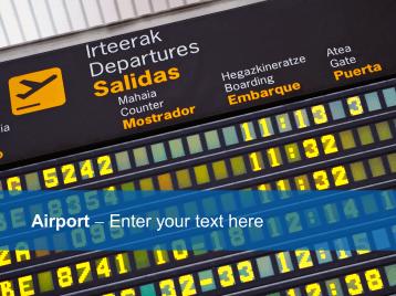 Flughafen _https://www.presentationload.de/flughafen.html
