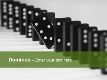 Dominos _https://www.presentationload.com/dominoes.html