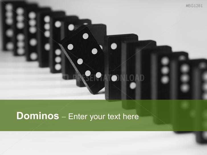 Dominos _https://www.presentationload.com/dominoes.html