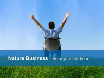 Natur Business _https://www.presentationload.de/natur-business.html