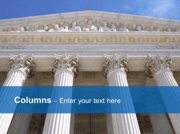 Säulen _https://www.presentationload.de/saeulen-1.html