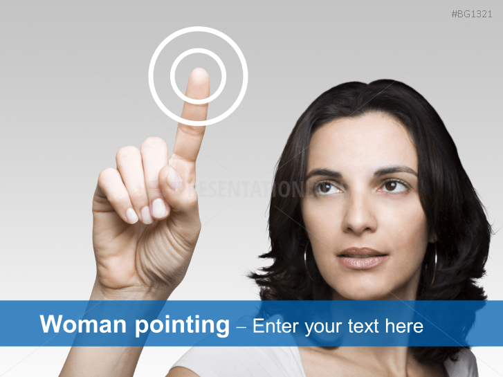 Woman pointing _https://www.presentationload.com/woman-pointing.html
