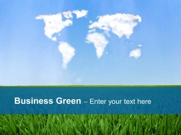 Green Business _https://www.presentationload.de/green-business.html