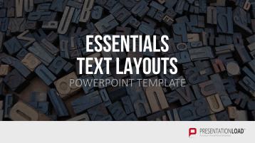 Essentials - Text Layouts _https://www.presentationload.com/en/powerpoint-graphics/Essentials-Text-Layouts.html