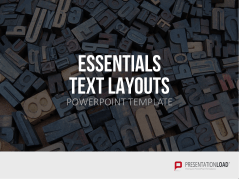 Essentials - Textlayouts _https://www.presentationload.de/essentials-text.html