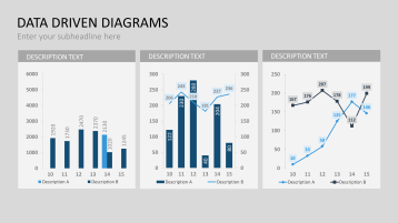 Data Driven Diagrams