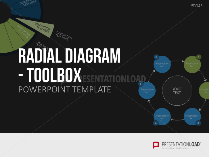 Diagramas radiales _https://www.presentationload.es/radial-diagram-toolbox.html