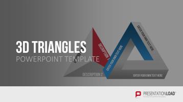 Dreiecke 3D _https://www.presentationload.de/dreiecke-2d3d.html