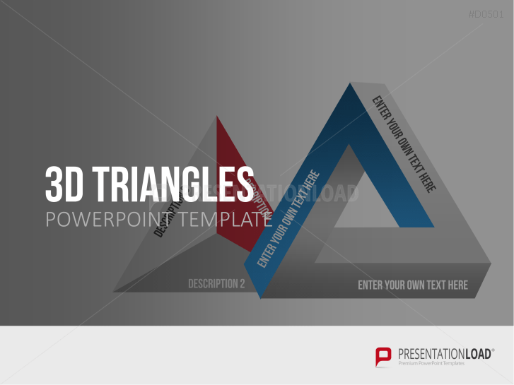 Triangles 2D/3D _https://www.presentationload.com/triangles-2d3d.html