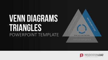 Venn Diagrams - Triangles _https://www.presentationload.com/venn-diagrams-triangles.html