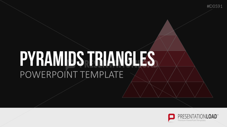 Pyramids - triangles