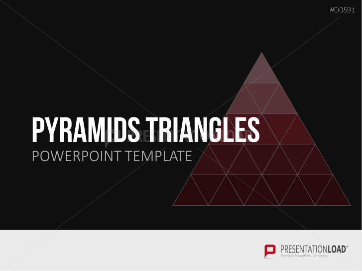 Pyramids - triangles _http://www.presentationload.com/pyramids-triangles.html