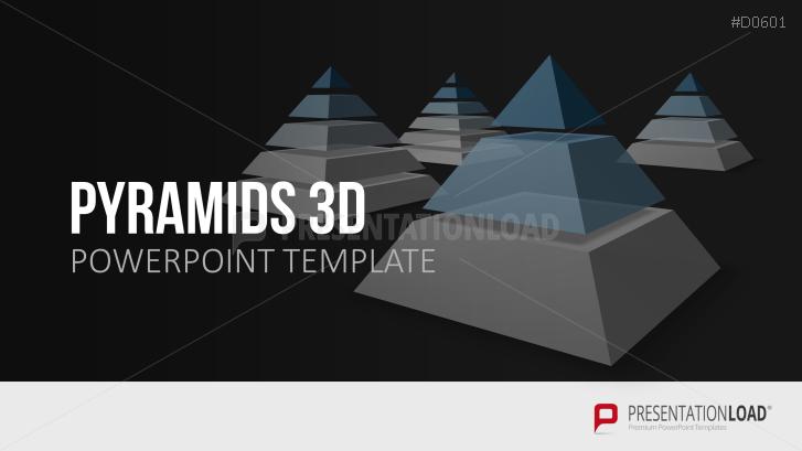 Pyramids - 3D
