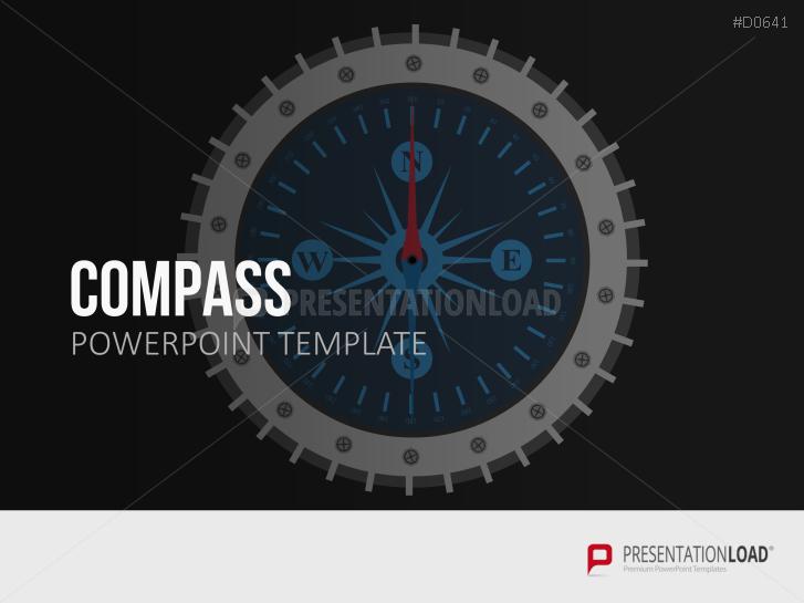 Kompass _https://www.presentationload.de/kompass.html