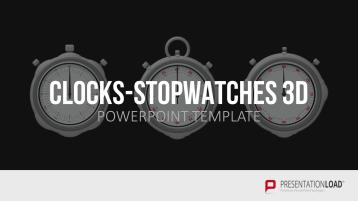 Stopwatch 3D _https://www.presentationload.com/stopwatch-3d.html