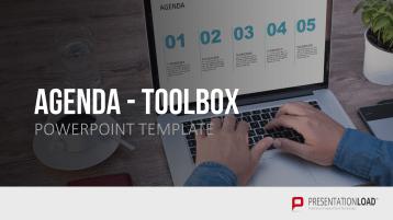 Agenda-Toolbox (animiert) _https://www.presentationload.de/agenda-toolbox-animiert.html