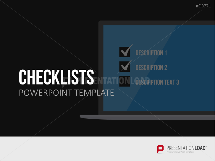 Checklists _https://www.presentationload.com/checklists-valuations.html