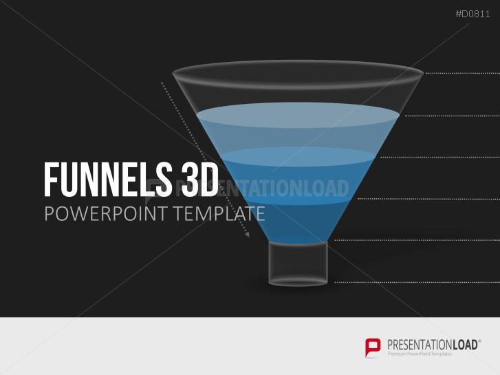 Funnels - 3D _https://www.presentationload.com/3d-funnels.html