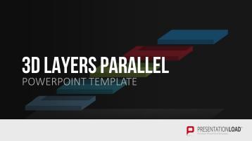 3D Layers - Parallel _https://www.presentationload.de/layer-parallel-3d.html
