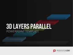 3D Layers - Parallel _https://www.presentationload.de/layer-parallel-3d.html