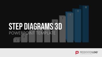 Stufen Diagramme 3D _https://www.presentationload.de/stufendiagramme-3d.html