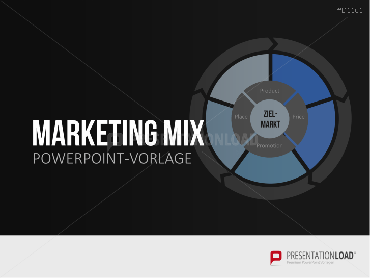 Marketing Mix _http://www.presentationload.de/marketing-mix.html