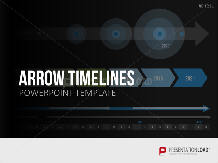 Timelines - Arrows _https://www.presentationload.com/timelines-arrows.html