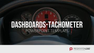 Dashboards / Tachometer _https://www.presentationload.com/dashboards-tachometer.html