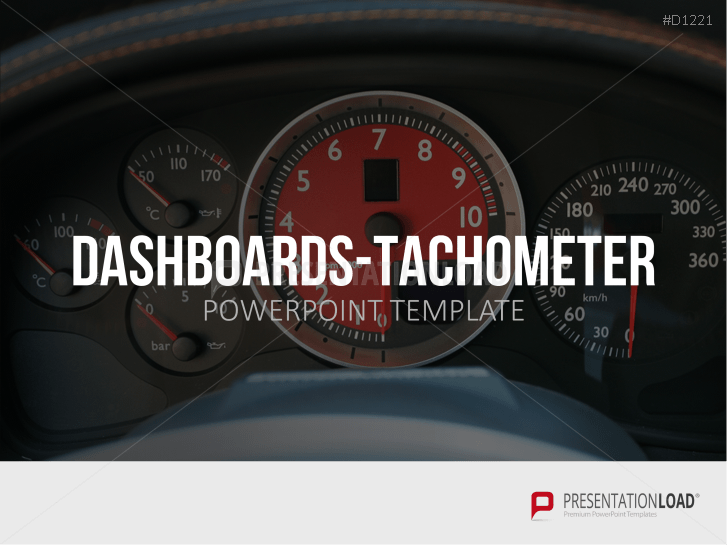 Dashboards / Tachometer _https://www.presentationload.de/tachometer.html