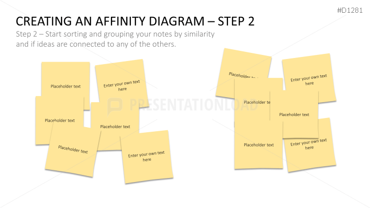Affinity Diagrams Powerpoint Template