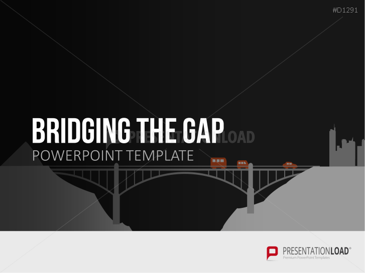Bridging the Gap _https://www.presentationload.com/bridge-charts.html