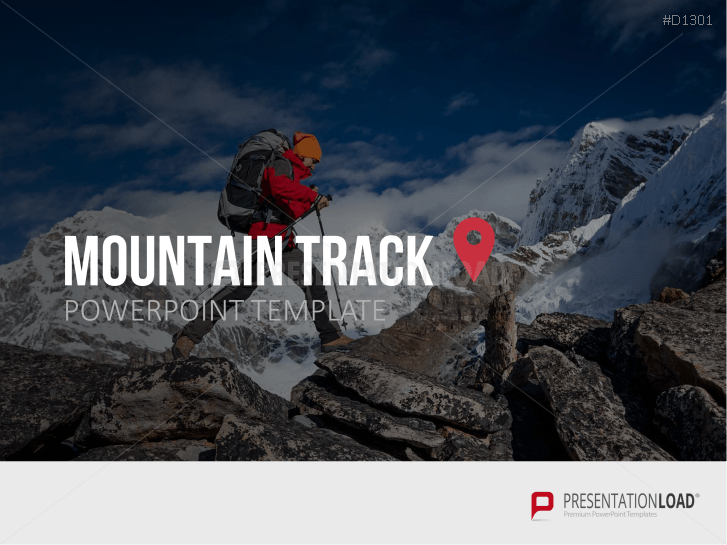 Mountain Track _https://www.presentationload.com/mountain-track.html
