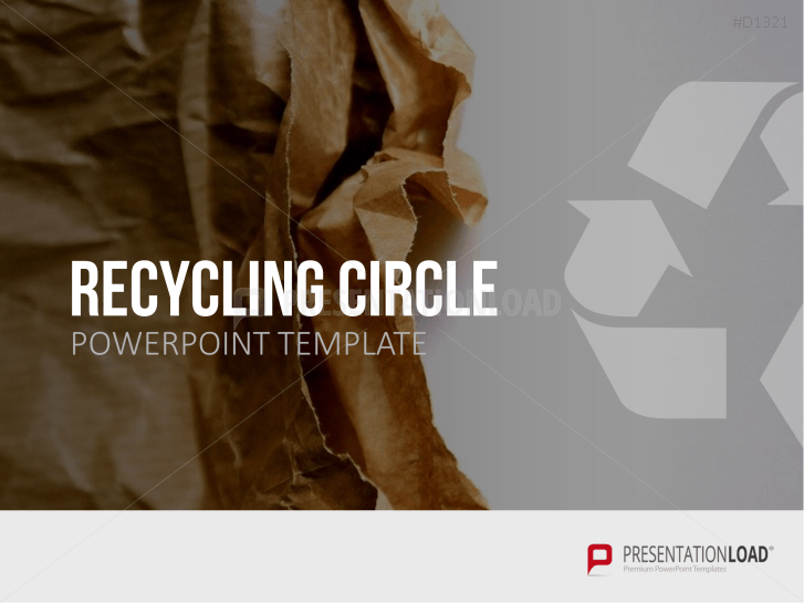 Recycling Cycle _https://www.presentationload.com/recycling.html