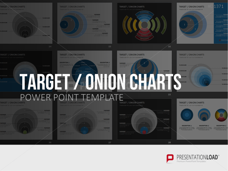 Target Charts _https://www.presentationload.com/target-onion-charts.html