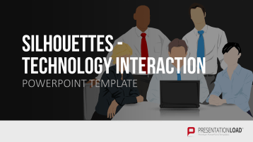 Silhouettes - Tech Interaction