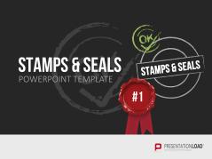 Stempel und Siegel _https://www.presentationload.de/stempel-siegel.html