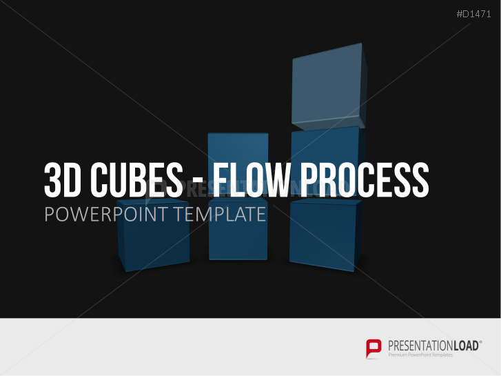 3D Cubes Flow Process _https://www.presentationload.com/3d-cubes-flow-process.html