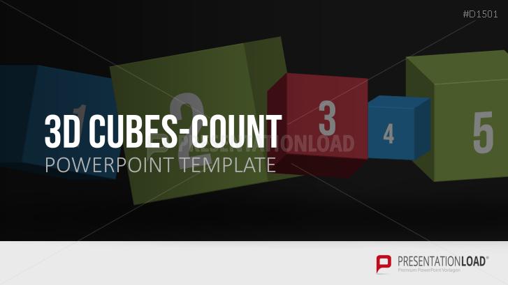 3D-Cubes Count