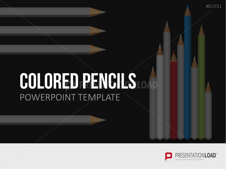 Coloured-Pencils _http://www.presentationload.com/crayons.html