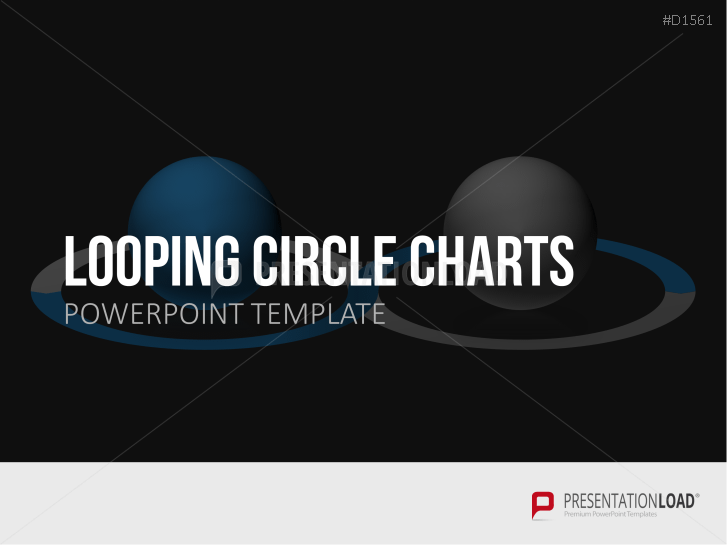 Graphiques circulaires - Looping _https://www.presentationload.fr/circle-charts-looping-1-1.html