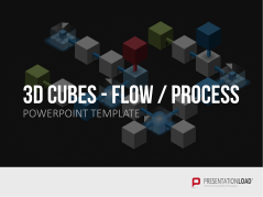 3D Cubes Flow/ Process _https://www.presentationload.com/3d-cubes-flow-steps-1-1.html