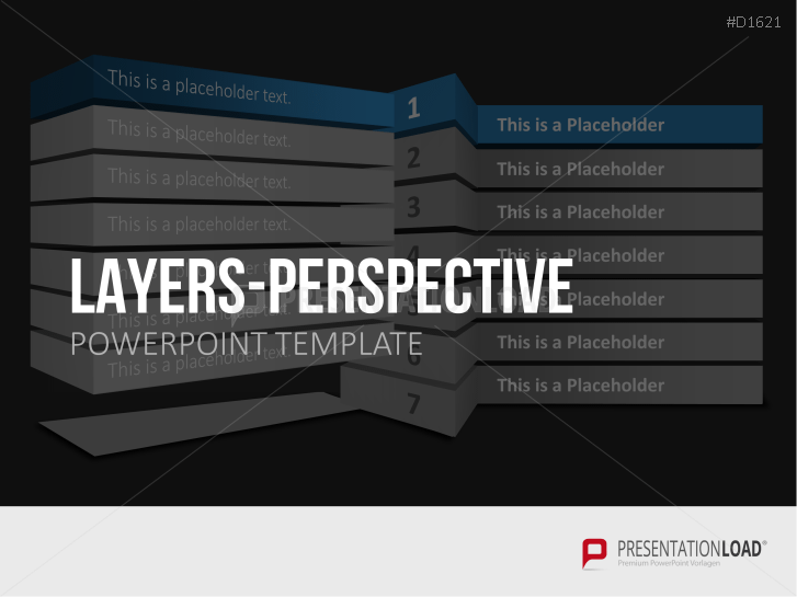 3D Layers - Perspektive _https://www.presentationload.de/layer-perspektive-3d.html