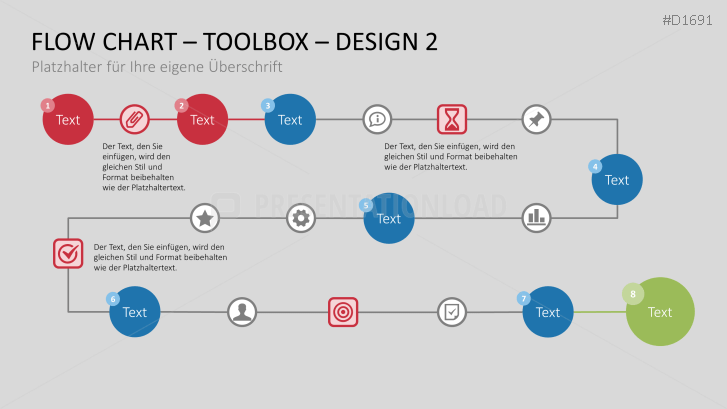 Flussdiagramme-Toolbox