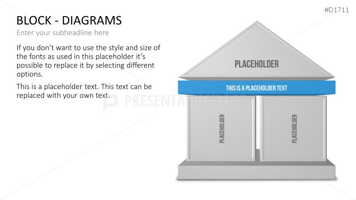 Block Diagrams Powerpoint Template