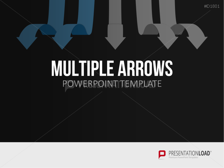 Multiple Arrows _https://www.presentationload.com/multiple-arrows.html