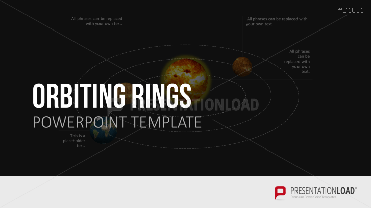 Orbiting Rings