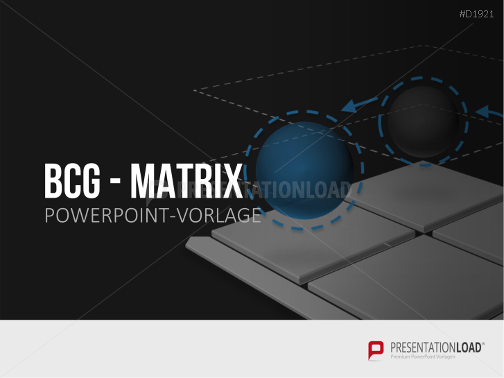 BCG-Matrix | PowerPoint-Vorlage _https://www.presentationload.de/bcg-matrixcharts.html